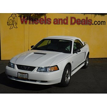 2002 Ford Mustang Convertible for sale 101230751