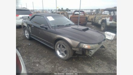 2002 Ford Mustang GT Convertible for sale 101231571