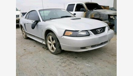 2002 Ford Mustang Coupe for sale 101236649