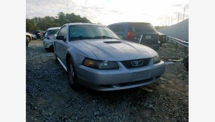 2002 Ford Mustang Coupe for sale 101237020