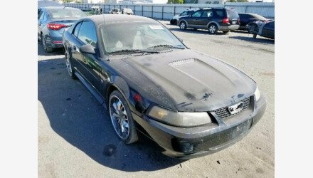 2002 Ford Mustang Coupe for sale 101237370