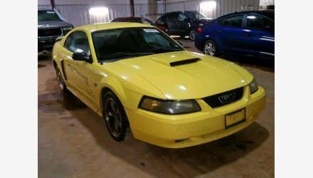2002 Ford Mustang GT Coupe for sale 101237427