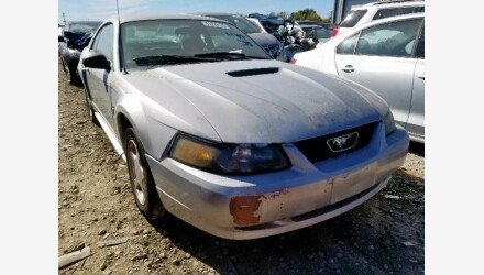 2002 Ford Mustang Coupe for sale 101237442