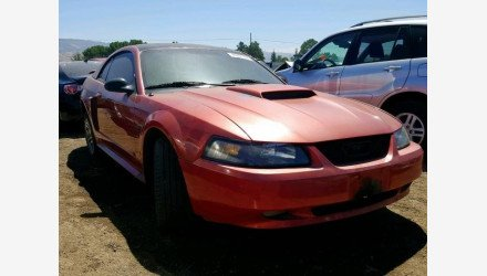 2002 Ford Mustang GT Coupe for sale 101237512