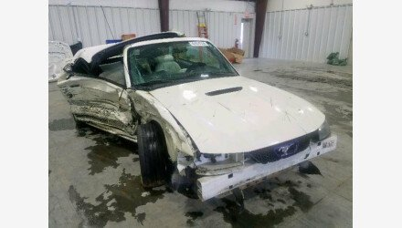 2002 Ford Mustang Convertible for sale 101237523