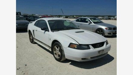 2002 Ford Mustang Coupe for sale 101238447