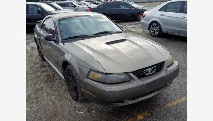 2002 Ford Mustang Coupe for sale 101238467