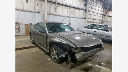 2002 Ford Mustang Coupe for sale 101238482