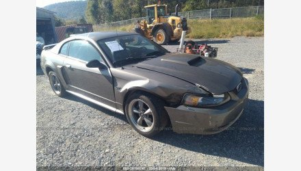 2002 Ford Mustang GT Coupe for sale 101238888