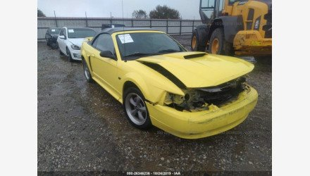 2002 Ford Mustang GT Convertible for sale 101238962