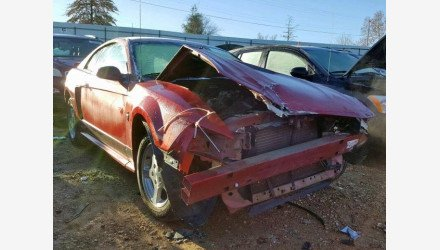 2002 Ford Mustang Coupe for sale 101240490