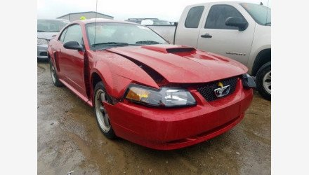 2002 Ford Mustang GT Coupe for sale 101241072