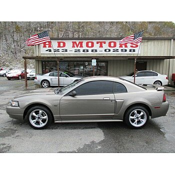 2002 Ford Mustang GT Coupe for sale 101243603