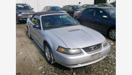2002 Ford Mustang Convertible for sale 101261367