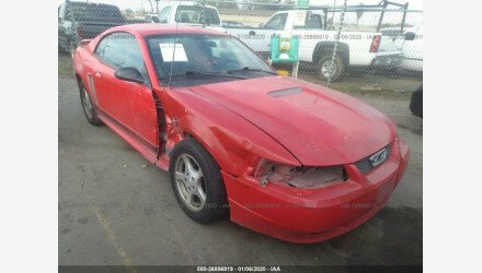 2002 Ford Mustang Coupe for sale 101269537