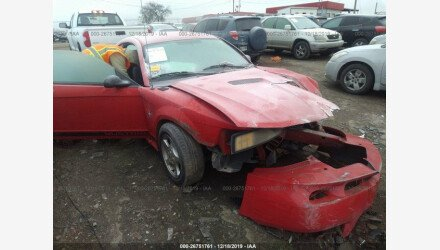 2002 Ford Mustang Coupe for sale 101270170