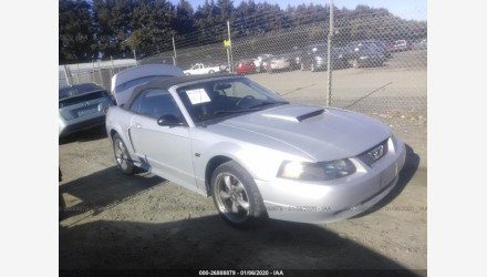 2002 Ford Mustang GT Convertible for sale 101270672