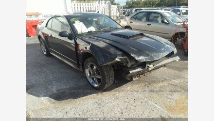 2002 Ford Mustang Coupe for sale 101271096