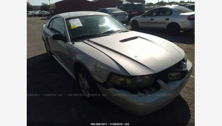 2002 Ford Mustang Coupe for sale 101280222