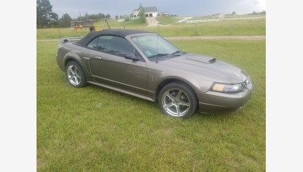 2002 Ford Mustang GT Convertible for sale 101283876