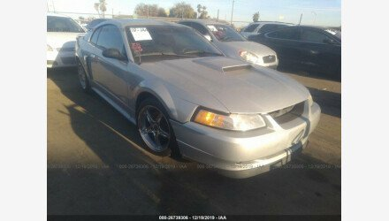 2002 Ford Mustang GT Coupe for sale 101284971
