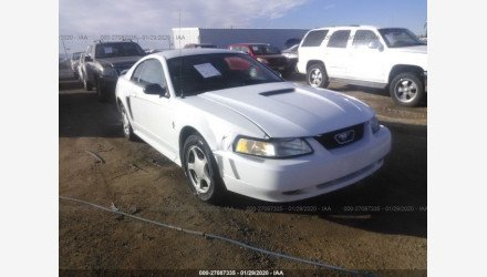 2002 Ford Mustang Coupe for sale 101285973