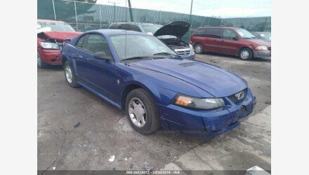 2002 Ford Mustang Coupe for sale 101289889