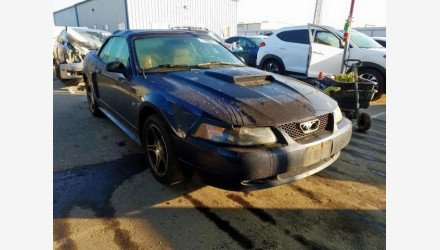 2002 Ford Mustang GT Convertible for sale 101290132