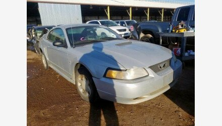 2002 Ford Mustang Coupe for sale 101290176