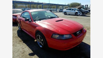 2002 Ford Mustang Coupe for sale 101290663
