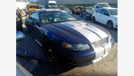2002 Ford Mustang GT Coupe for sale 101290683