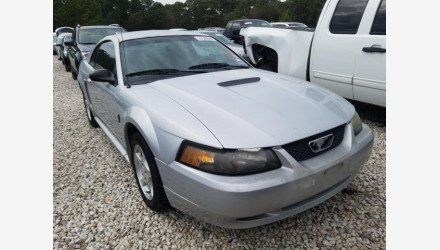 2002 Ford Mustang Coupe for sale 101291137