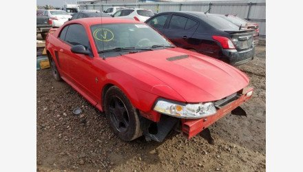 2002 Ford Mustang Coupe for sale 101292423
