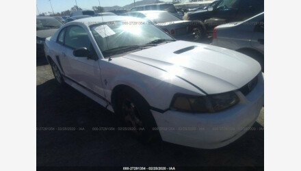 2002 Ford Mustang Coupe for sale 101292484