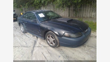 2002 Ford Mustang Coupe for sale 101349575