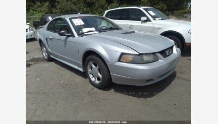 2002 Ford Mustang Coupe for sale 101349701