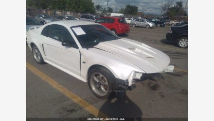 2002 Ford Mustang GT Coupe for sale 101351191