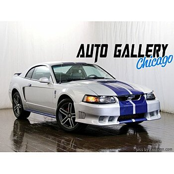 2002 Ford Mustang for sale 101358180