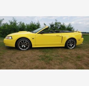 2002 Ford Mustang GT Convertible for sale 101368765