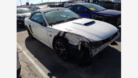 2002 Ford Mustang GT Convertible for sale 101376253