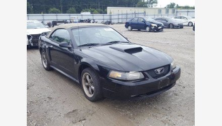 2002 Ford Mustang GT Convertible for sale 101378154