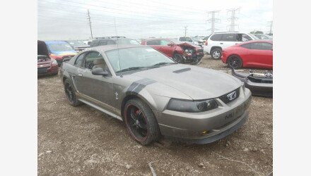 2002 Ford Mustang Coupe for sale 101379810