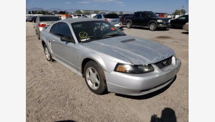 2002 Ford Mustang Coupe for sale 101395032
