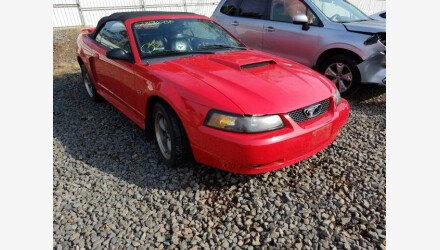 2002 Ford Mustang GT Convertible for sale 101395661