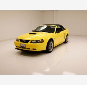 2002 Ford Mustang Convertible for sale 101399781