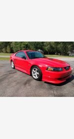 2002 Ford Mustang for sale 101400118