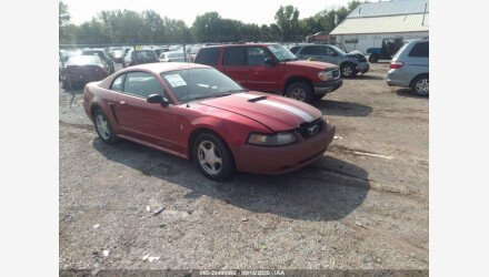 2002 Ford Mustang Coupe for sale 101408404
