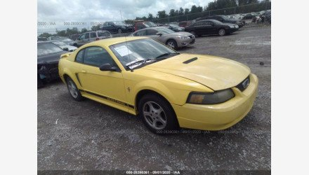 2002 Ford Mustang Coupe for sale 101408408