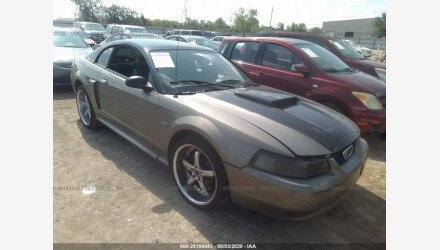 2002 Ford Mustang GT Coupe for sale 101408450
