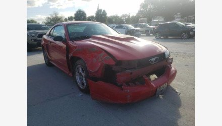 2002 Ford Mustang Coupe for sale 101409852